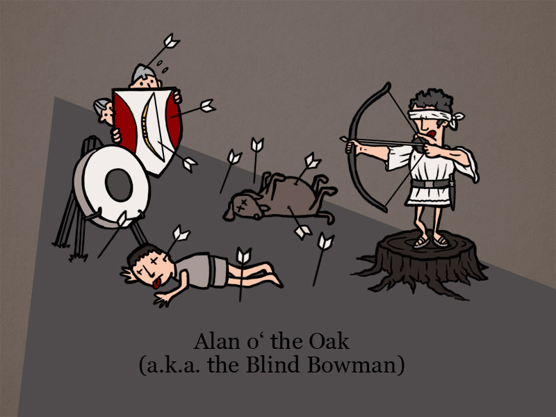 Alan-o'-the-Oak